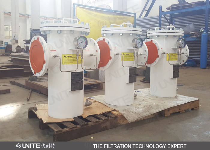 Small flow rate basket Pipeline Strainer for inline water filtration in industry field